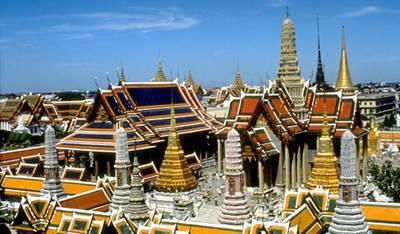 เมืองหลวงประเทศไทย