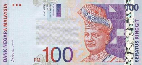 สกุลเงินประเทศมาเลเซี