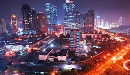 เมืองหลวงประเทศอินโดนีเซีย