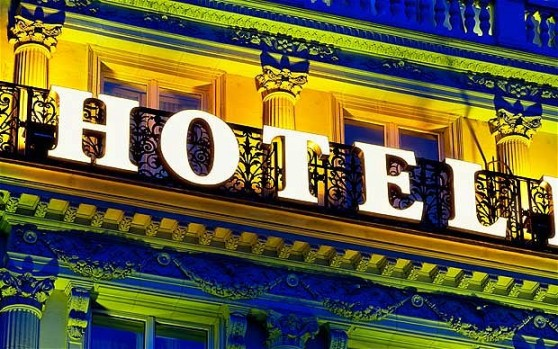 คำศัพท์โรงแรม