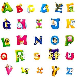 A - Z a - z สำหรับเด็ก