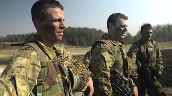 อาชีพทหารภาษาอังกฤษ