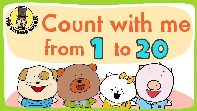 การอ่านจำนวนนับ (cardinal number)